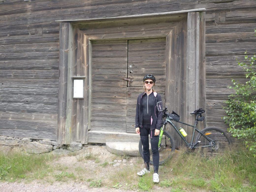 Gammalsjö Kvarn utmed Kindaholmsturen